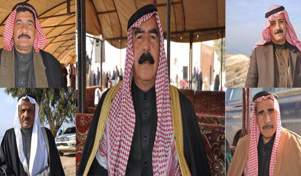 اجتماع في شمال الرقة بين وفد من النظام والبيدا ووجهاء من المنطقة , ماذا جرى؟