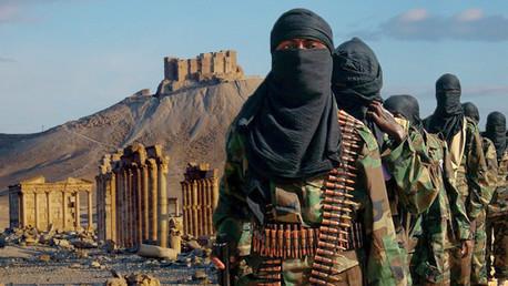 """مجدداً.. """"داعش"""" يفخخ مواقع أثرية في مدينة تدمر"""