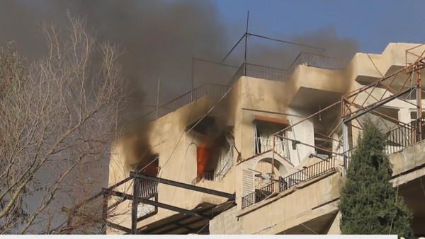 المعارضة السورية تنفي سيطرة النظام وميليشياته على وادي بردى