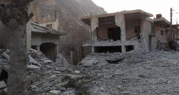تصعيد عسكري يشهده وادي بردى في ريف دمشق