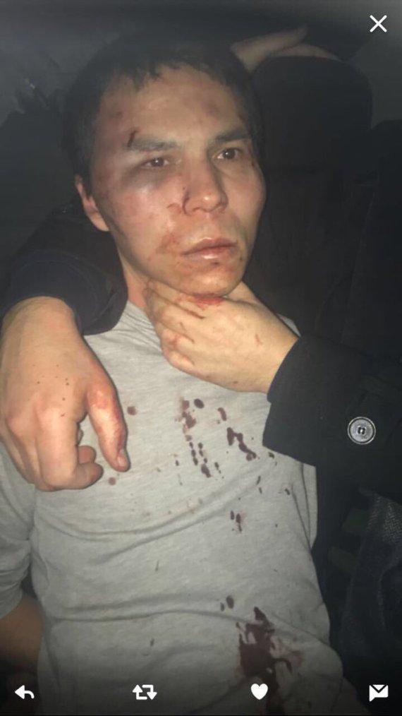 الشرطة التركية تلقي القبض على منفذ هجوم الملهى الليلي بإسطنبول