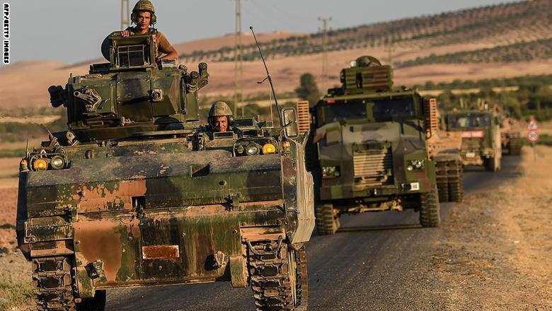 إيران ترد على تركيا: قواتكم تحتل سوريا وعليكم سحبها