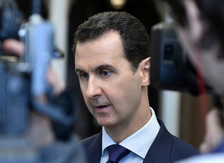 الاسد يرفض تقرير منظمة العفو الدولية حول شنق الاف الاشخاص في السجون السورية
