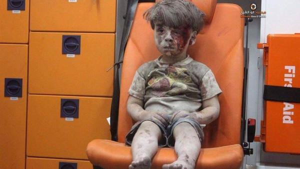 """مصطلح جديد.. لوصف """"هول الموت"""" لدى أطفال سوريا"""
