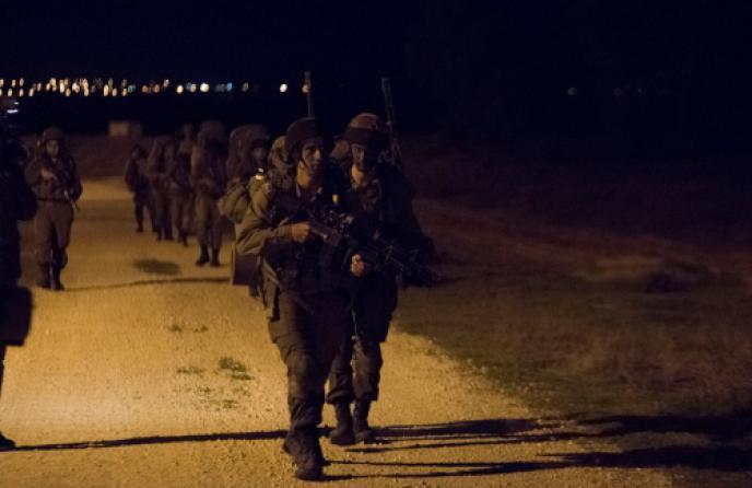 تسلل قوات اسرائيلية بشكل متكرر الى الأراضي السورية