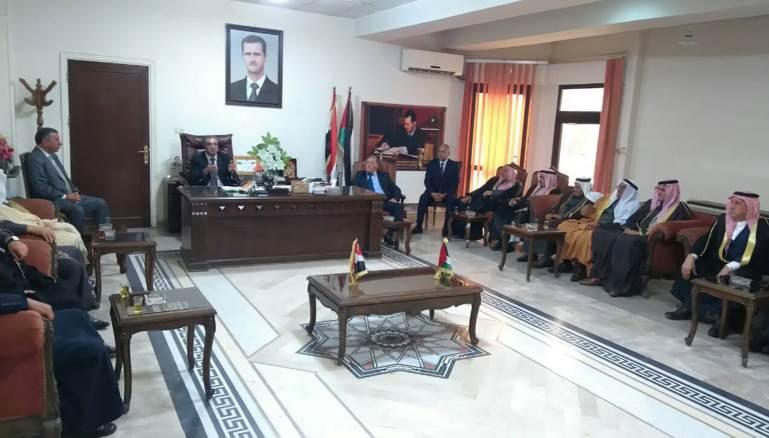 عشائر الجزيرة السورية: الولاء للأقوى