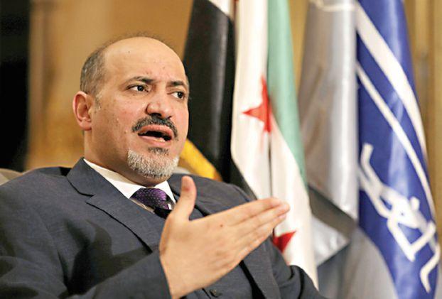 الجربا لـ «الحياة»: قوات عربية تدربها أميركا تستعد لدخول مدينة الرقة