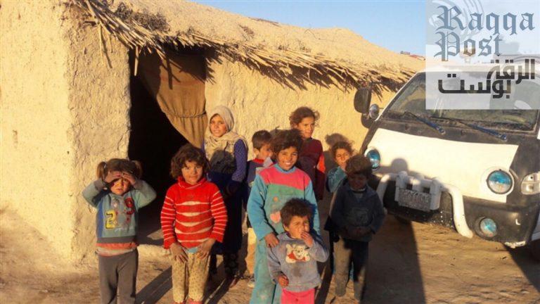 انتشار الليشمانيا في مخيمات الرقة، ومليشيات صالح مسلم تمنع المنظمات الدولية من دخولها شاهد بالصور