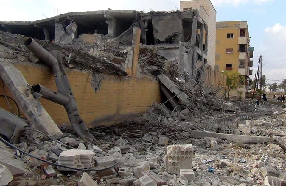 مجزرة في ريف الرقة راح ضحيتها 17 مدنياً