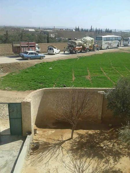 """قوات الأسد تسطير على الخفسة وتلتقي بـ """"قسد"""" على طول 40 كم"""