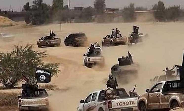 """أنباء عن صدور أوامر بانسحاب قادة """"جيش الخلافة"""" في الموصل إلى الرقة """"فورا"""""""