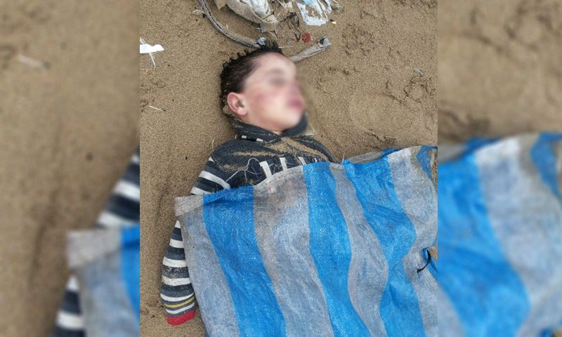 الجيش اللبناني يعثر على جثة طفل سوري بالقرب من شواطئ عكار