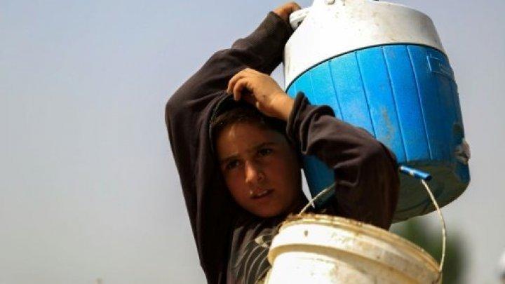 لجنة تحقيق دولية: القوات السورية تعمدت قصف مصادر المياه في دمشق