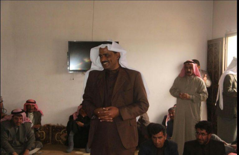 وجهاء عشائر ريف الرقة الشمالي تسقط المشيخة عن عبيد الخلف الحسان وتنصب ممثلين عنهم