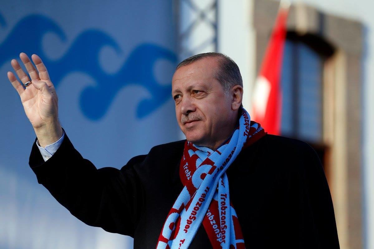 """أردوغان: """"مفاجآت"""" تنتظر التنظيمات الإرهابية شمالي سوريا"""
