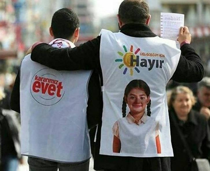 الاستفتاء في تركيا …ماذا لو قالوا نعم !!!