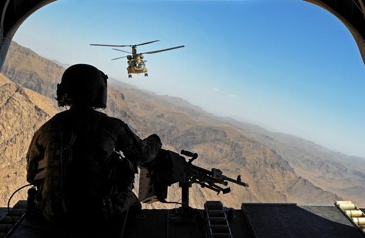 معلومات عن إنزال أمريكي بدير الزور واعتقال قيادي بـداعش