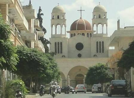 قوات النظام تتخذ مسيحيي محردة دروعاً بشرية وتتاجر بدمائهم في وسائل ...