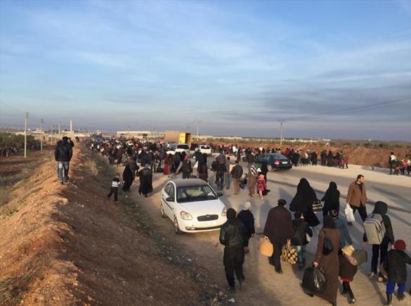 داعش يتسلل نحو بلدة الكرامة والنازحون ممنوعون من دخول منازلهم