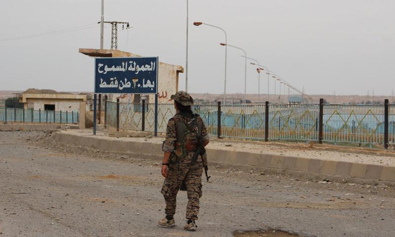 ميليشيا صالح مسلم تسيطر على سد البعث الاستراتيجي غرب الرقة