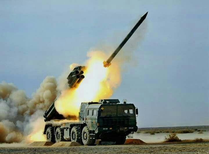 """الولايات المتحدة تنقل نظام """"HIMARS هاميرس"""" الصاروخي من قواعدها بالأردن إلى قاعدة التنف"""