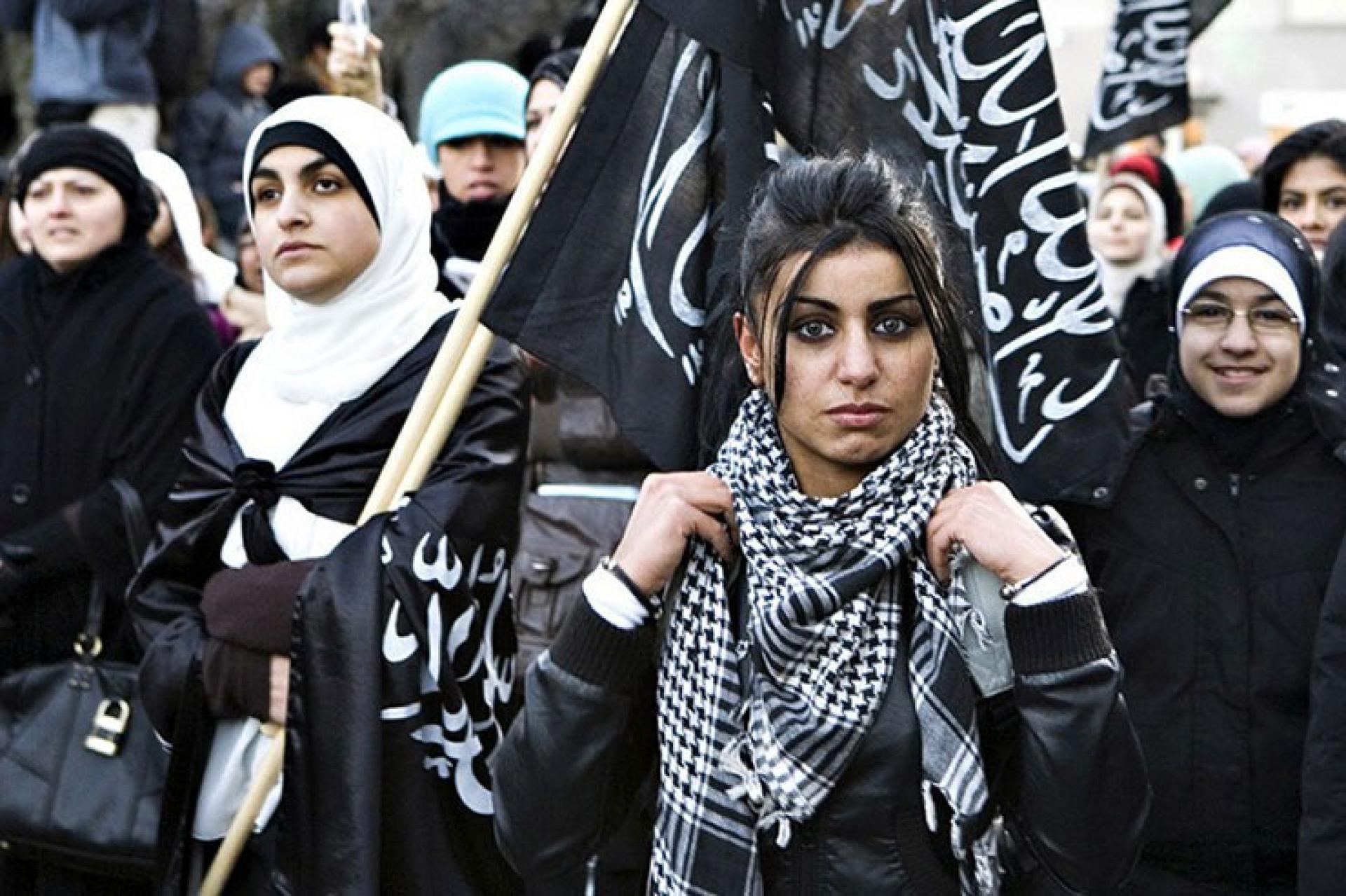 الجندر ومواجهة ردْكلة الدولة الإسلامية (داعش)