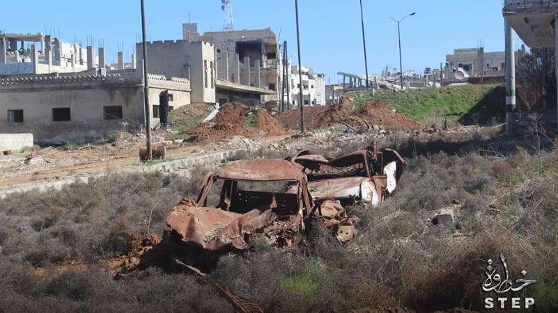 بدء سريان اتفاق وقف إطلاق النار في جنوب سوريا