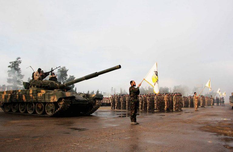 جيش الإسلام يوافق على حل نفسه لتشكيل جيش وطني