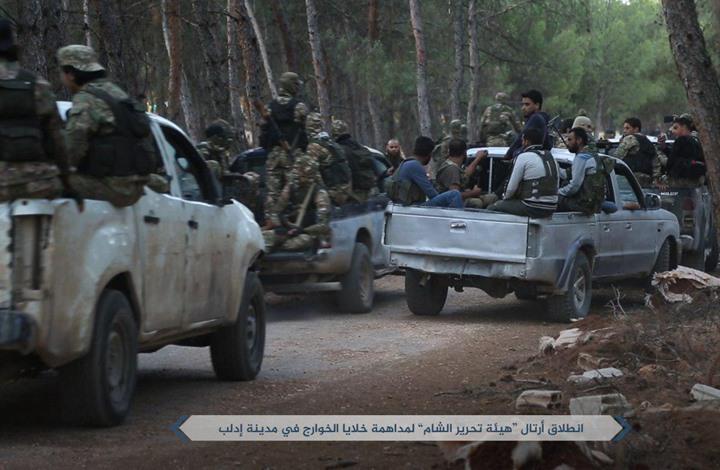 """""""تحرير الشام"""" تقبض على """"والي الدولة"""" بشمالي سوريا"""