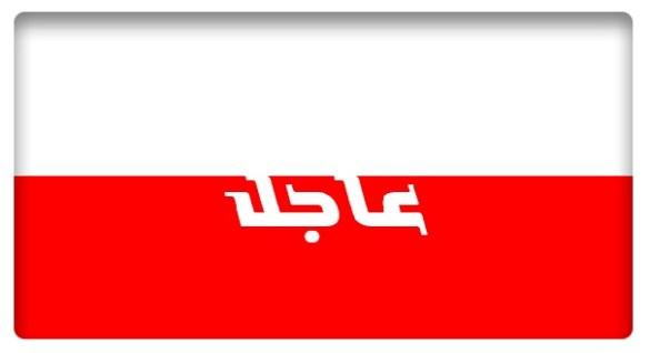"""ارتقاء السيدة حياة محمد عبيد الطه """"نازحة من مدينة تدمر """" اثر قصف من طائرات التحالف على المدينة"""