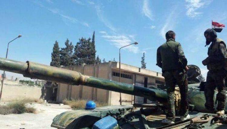 داعش يستعيد سبعة قرى بريف الرقة ويقتل العشرات من قوات النظام