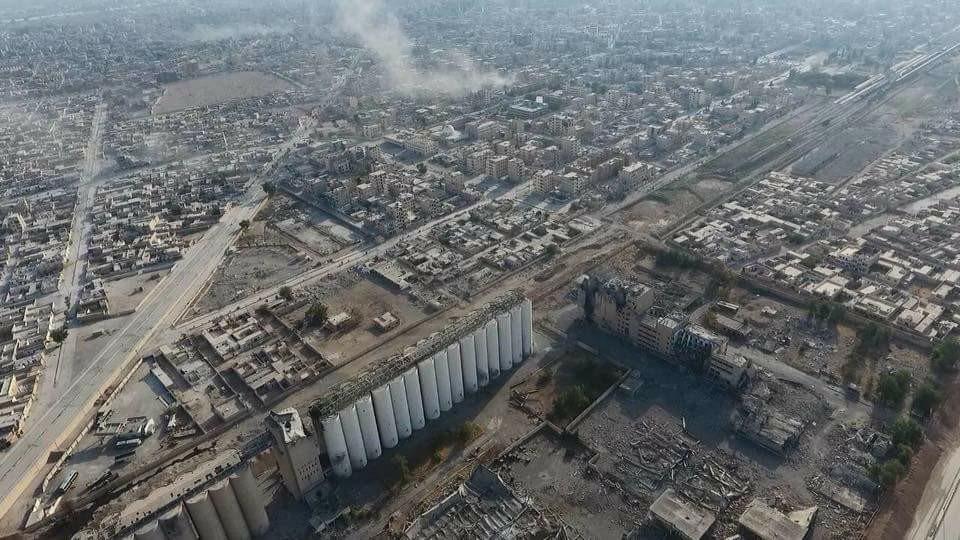 70 شهيدا في الرقة، وقسد تتقدم في شمال ووسط المدينة