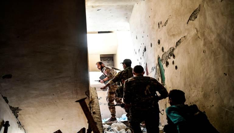 """ديرالزور:""""الاتحاد الديموقراطي""""يسعى لاقصاء القوى العربية عن المعركة"""