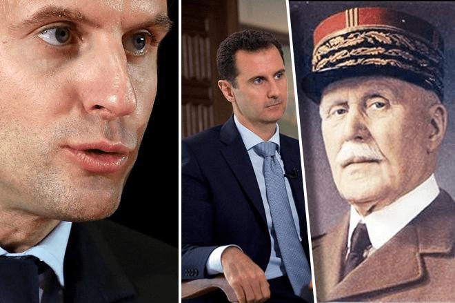 كاتب سوري يوجه رسالة إلى رئيس فرنسا وبرلمانها