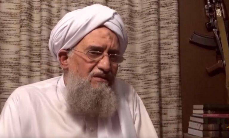 """الظواهري يهاجم """"تحرير الشام"""" وينفي فك الارتباط بـ """"النصرة"""""""