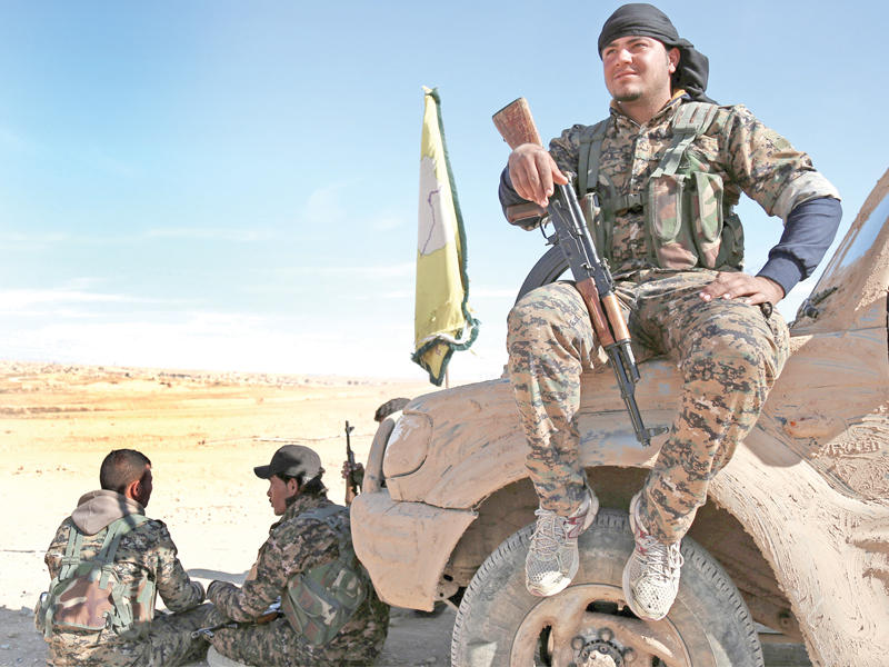 بالأسماء: أمراء في «داعش» باتوا قياديين في «قسد»