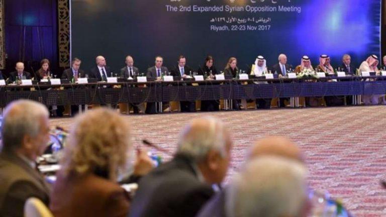 أبرز الأسماء المرشحة لعضوية الهيئة العليا للتفاوض