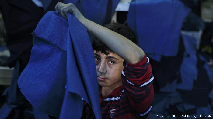 لاجئون سوريون يتعرضون للاستغلال في مصانع تركية