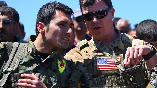 البنتاغون يقر قريبا بنشره 2000 عسكري بسوريا