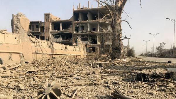 مقتل 23 مدنيا بغارات للتحالف على دير الزور
