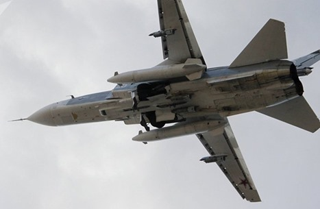 مفاجأة.. روسيا شنت 672 غارة جوية دعما لقوات كردية في سوريا