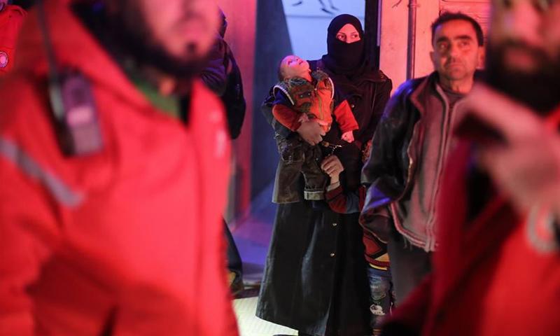 """الأطفال """"ورقة مساومة"""".. مخاوف أممية من اتفاق الغوطة"""