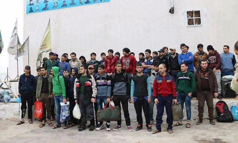 """الإفراج عن مدنيين أسرتهم """"قسد"""" من عفرين"""