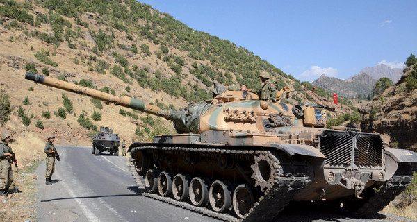 تركيا تنشئ مشافٍ ميدانية استعداداً لعملية عسكرية في عفرين