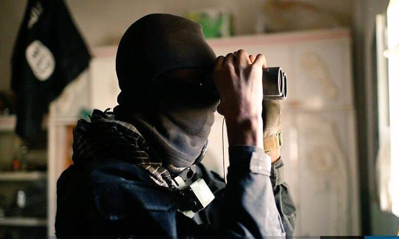 تنظيم #داعش يعلن السيطرة على حي الزين جنوبي دمشق