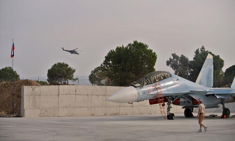 تضارب روسي حول تدمير طائرات ومقتل جنود في حميميم
