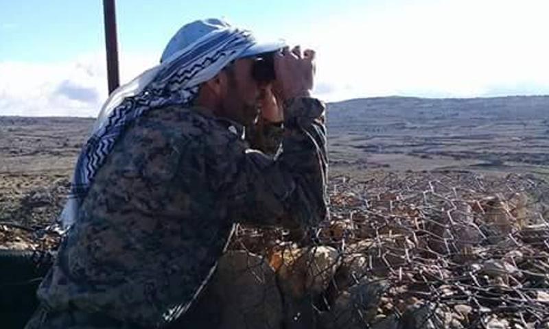 """النظام  وميليشياته يستلم ثلاث تلال """"استراتيجية""""من المعارضة غربي دمشق"""