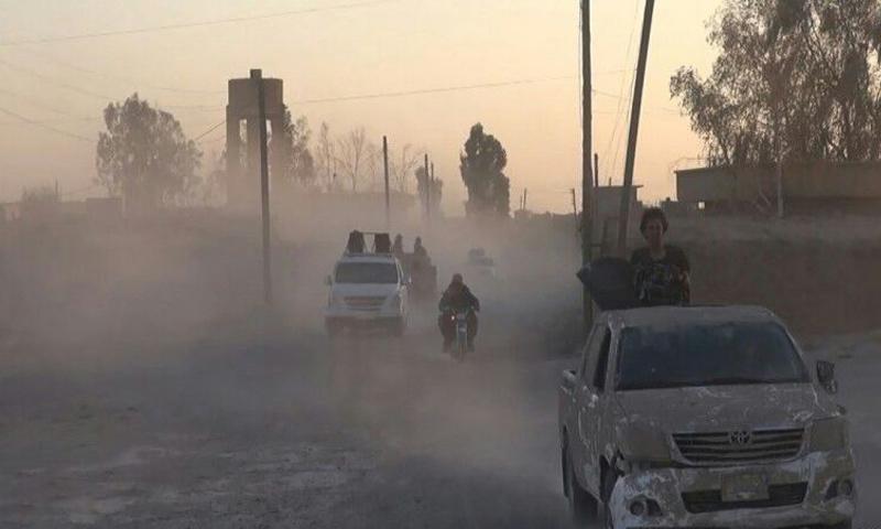 غارات للتحالف الدولي توقع مجزرة في ريف دير الزور