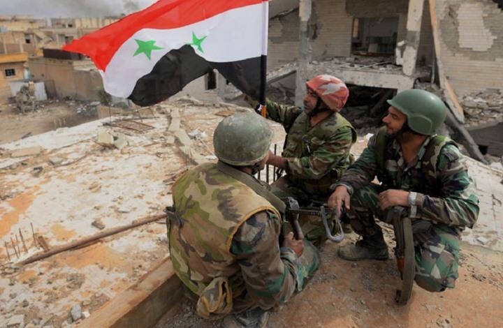 قوات النظام تشترط على الأكراد لمساندتهم في معركة عفرين