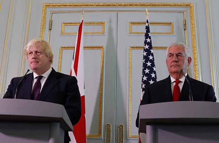 بعد واشنطن.. لندن تؤيد ضربة لجيش النظام السوري